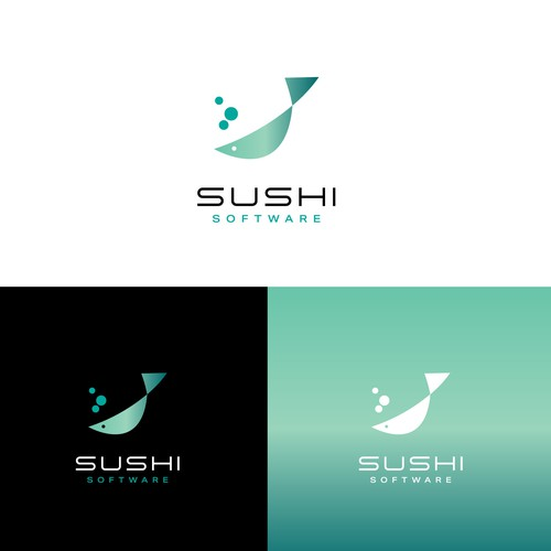 Bold logo for software firm