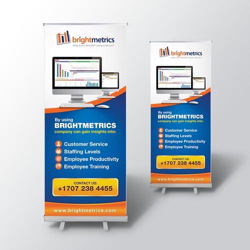 Design our Trade Show Banner