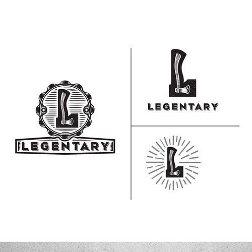 Legentary logo contest