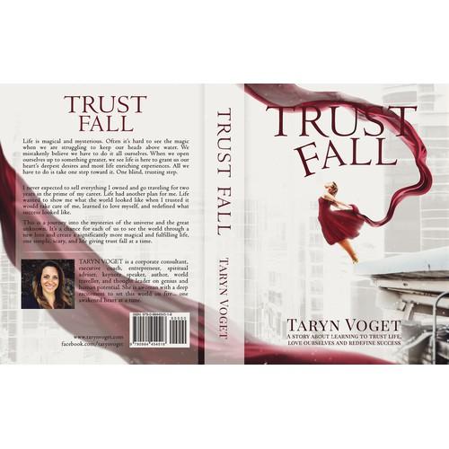 Trust Fall - Book cover