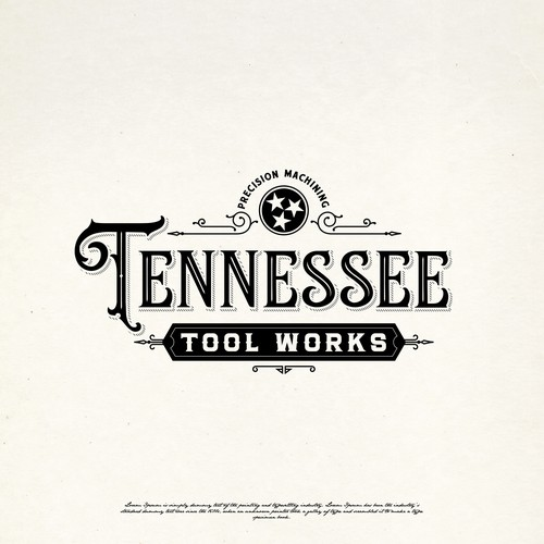 TENNESSEE TOOL WORKS LOGO DESIGNS