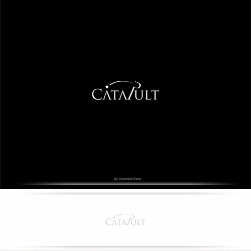 Create the next logo and business card for Catapult