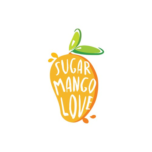 Logo for urban juice company