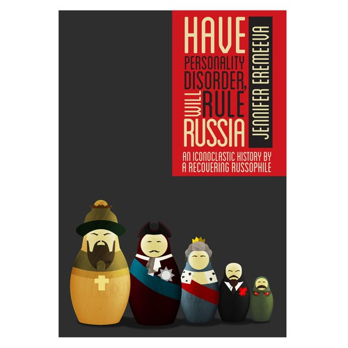 Book cover for Russian book