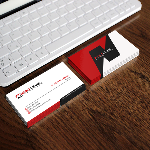 Nextlevel Business Card