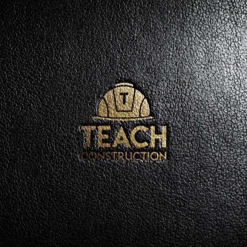 BOLD LOGO for TEACH CONSTRUCTION