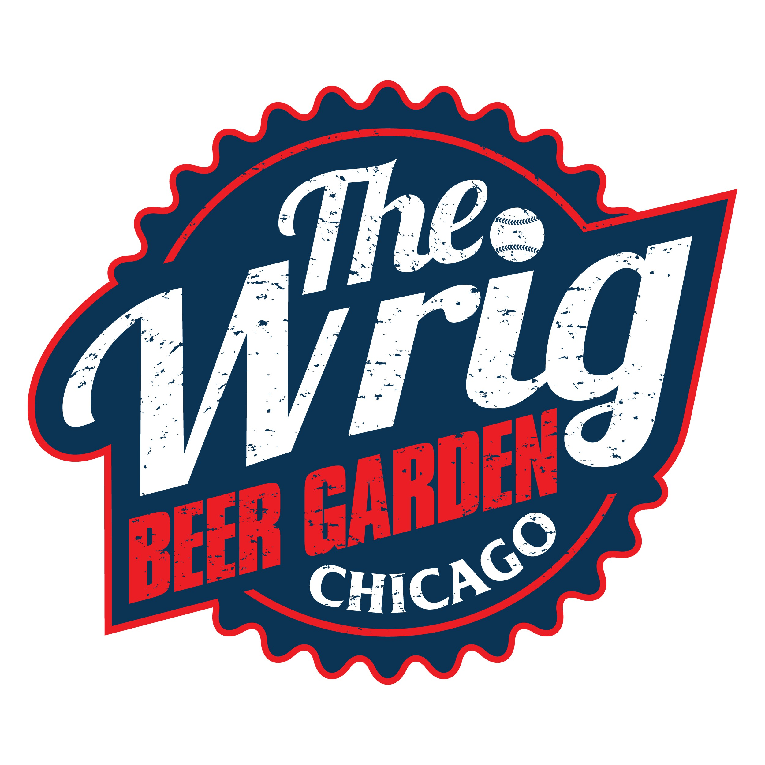 Design  logo for a Restaurant Bar across the street from Wrigley Field in Chicago.