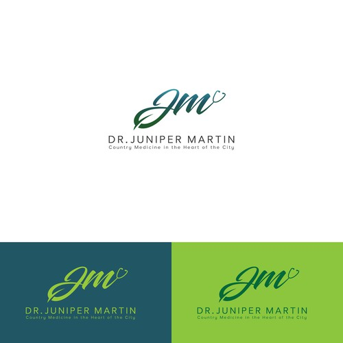 Compassionate, holistic family care doctor needs a clean, simple, welcoming new logo.