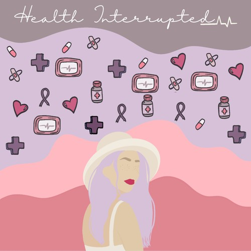 cover for podcast Health interrupted