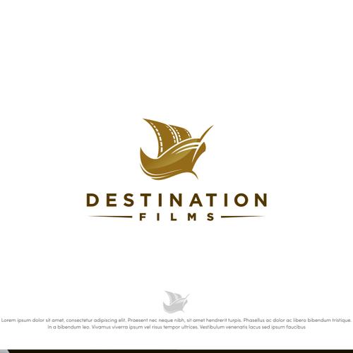 Unique concept for Film Company Logo