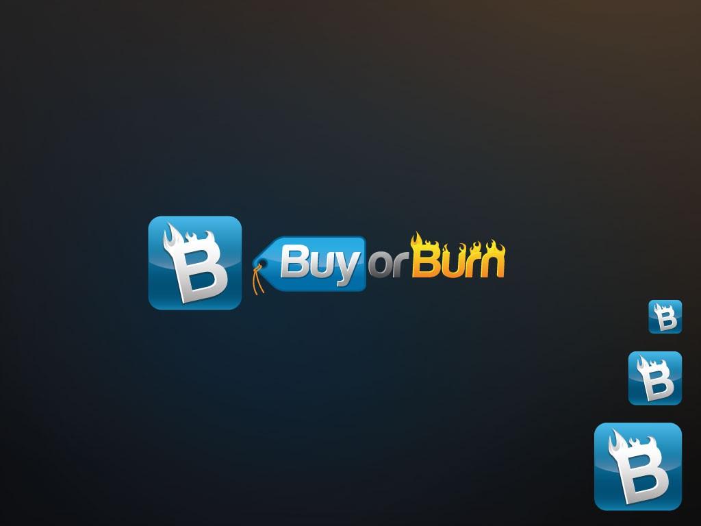 Buy or Burn benötigt logo