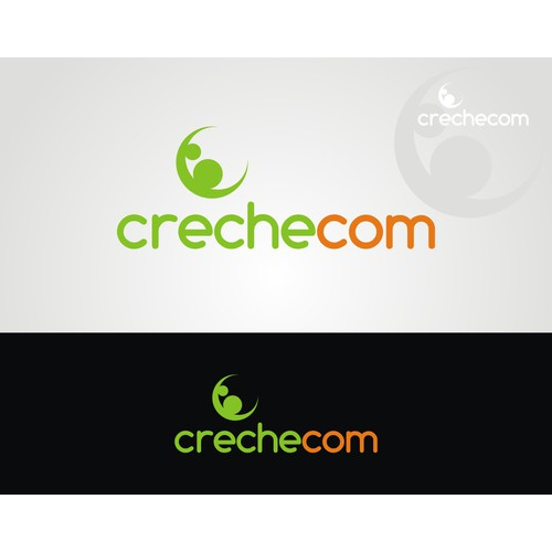 Help crechecom with a new logo