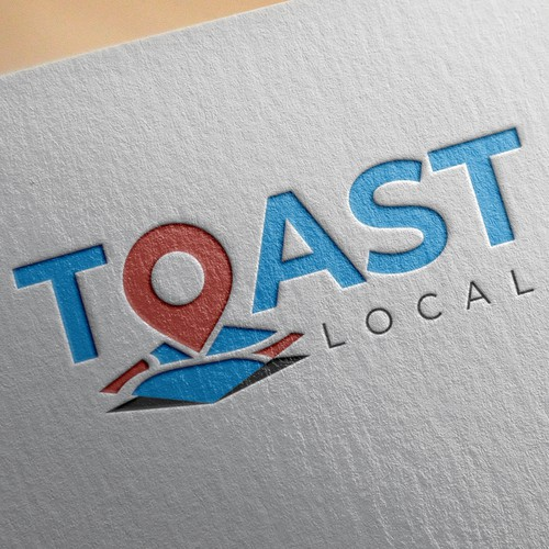 Toast local logo