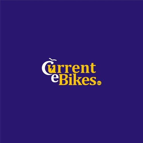 Logo Concept for Current e Bikes