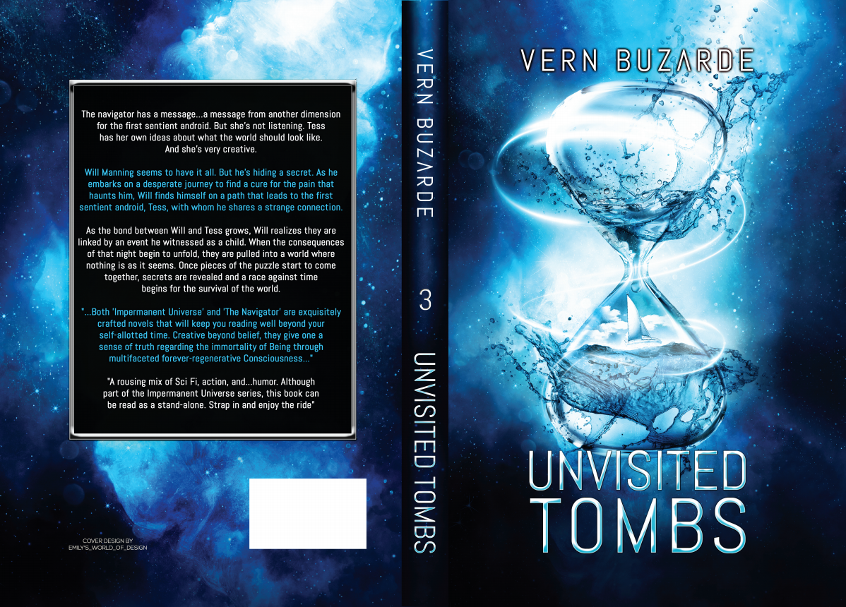 Hardcover paperback - Unvisited Tombs