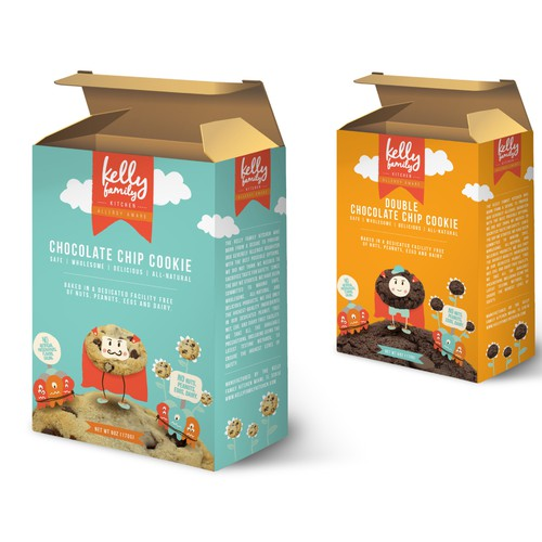 Allergy Aware Cookies - help bring a smile to an allergic kid andpiece of mind to a mother