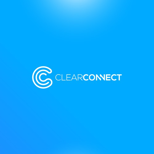 Simple and clean design needed for logo and site - Clear Connect