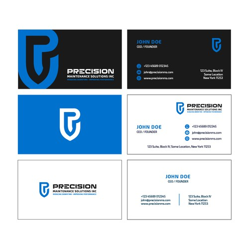 Bold logo design for  Industrial and Manufacturing Maintenance company in Chicago