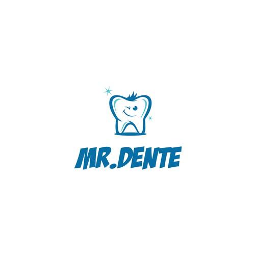 Logo for Mr. Dente