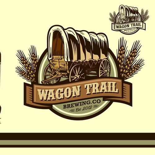 Wagon Trail Brewing Company, a new micro-brewery, needs an awesome logo!! // Nueva cervecería necesita un logo!!