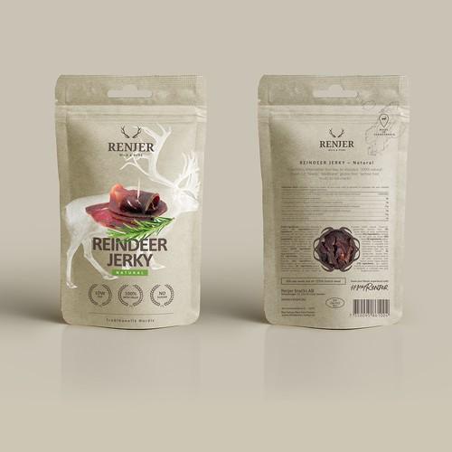 RENJER packaging
