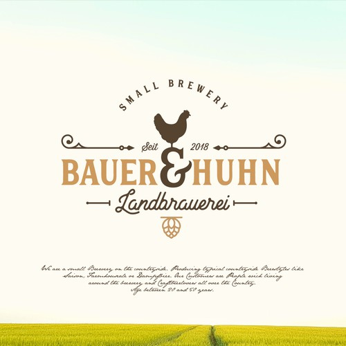 Bauer & Huhn Landbrauerei