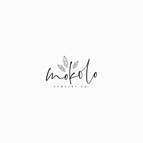 Logo Design Mokolo Jewelry