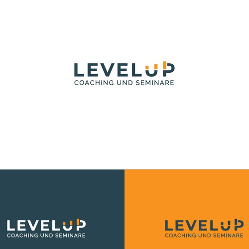 Logo for coaching and seminars.