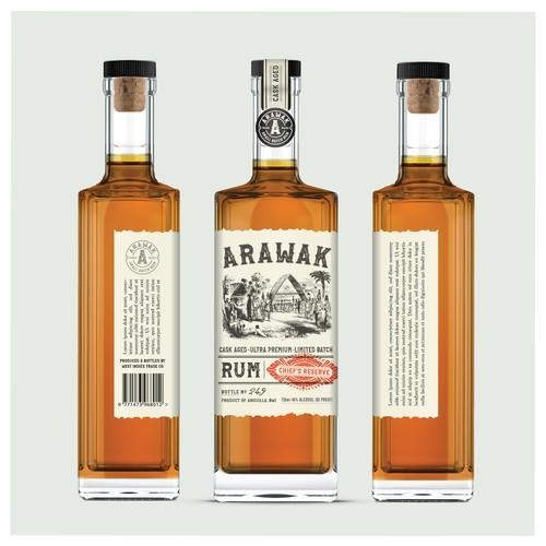 Arawak - Rum