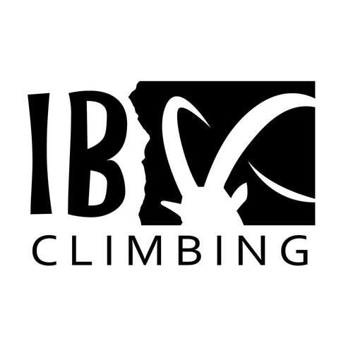 Climbing Gym Logo Design Concept