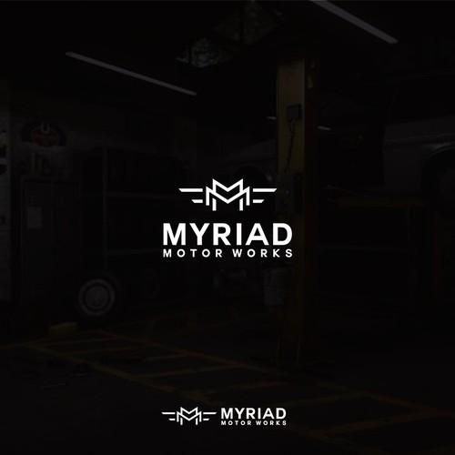 Myriad motor works