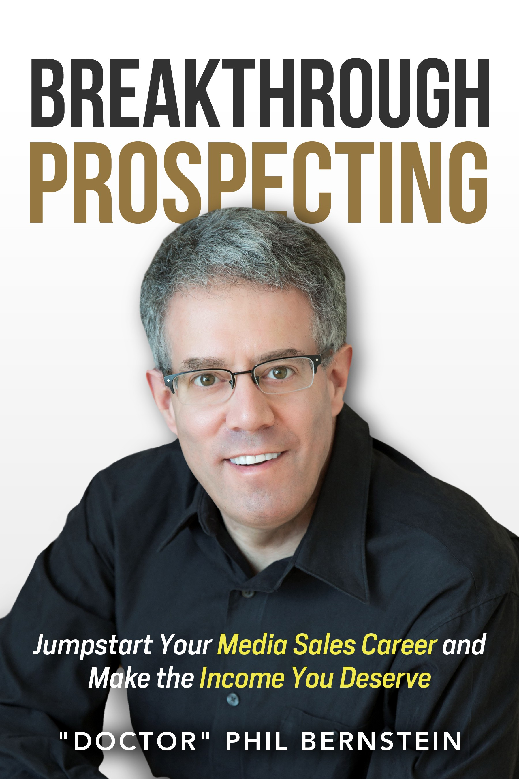 Brilliant Sales Book Needs a Cover