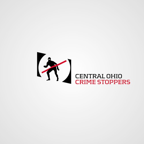 Create the next logo for Central Ohio Crime Stoppers