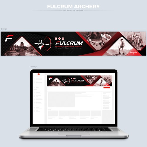 Youtube cover for Fulcrum Brand.
