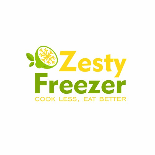 fresh fruity logo for cooking product