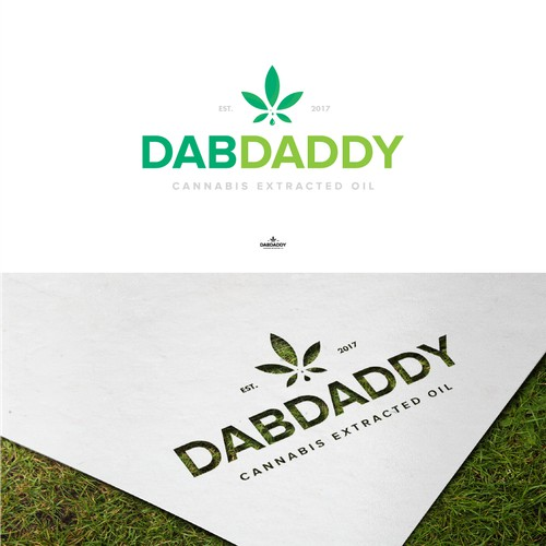 Logo Concept for Cannabis Store