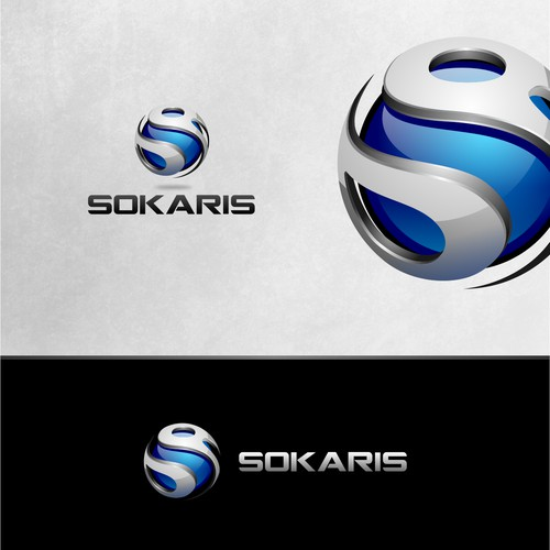 Créez le logo et la business card pour SOKARIS