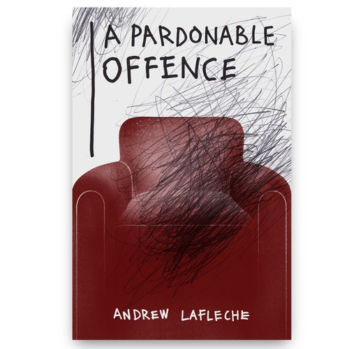 Cover book for A Pardonable Offence