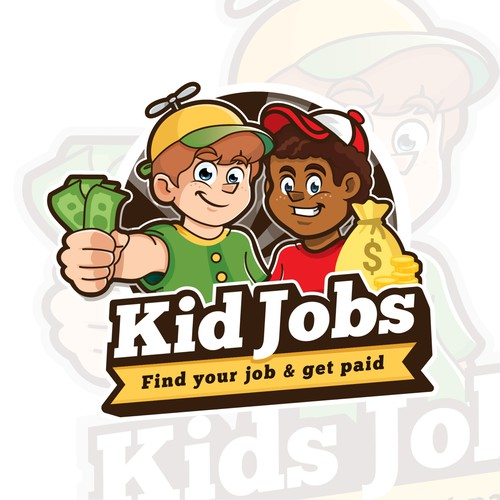 Creative Logo - Kid Jobs