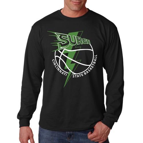 Basketball Shirt for Cincinnati State Surge