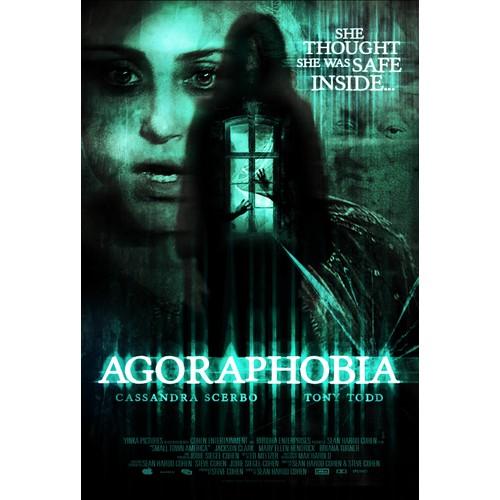 Create new poster for horror film, Agoraphobia
