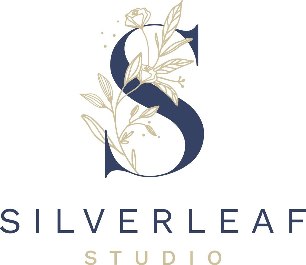 Design an elegant logo for craft blog and workshops brand Silverleaf Studio!