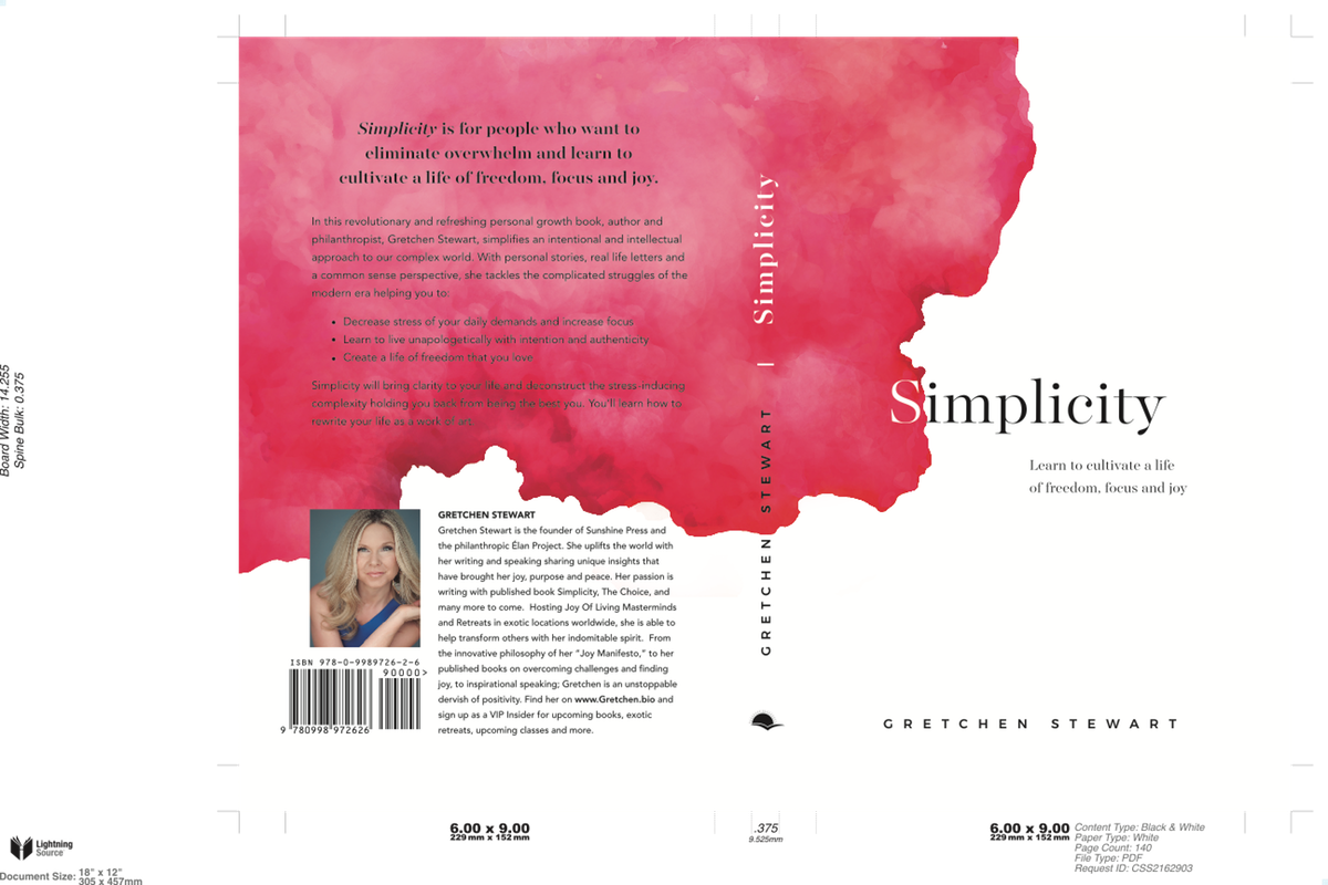 Simplicity cover update