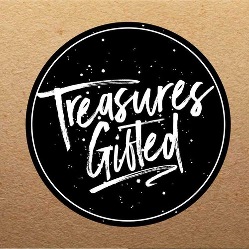 Treasures Gifted Logo Contest