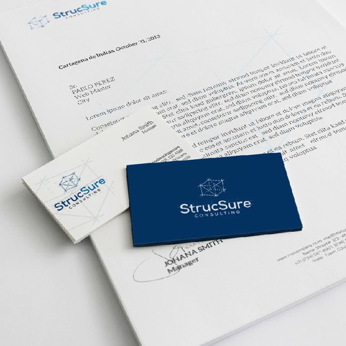 Logo Design for StrucSure Consulting