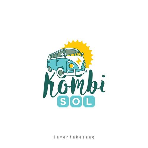Realistic van concept for KombiSOL