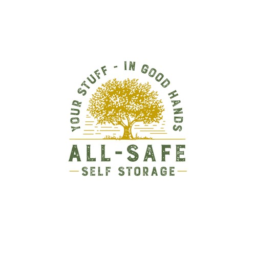 Vintage Tree For All-Safe Self Storage
