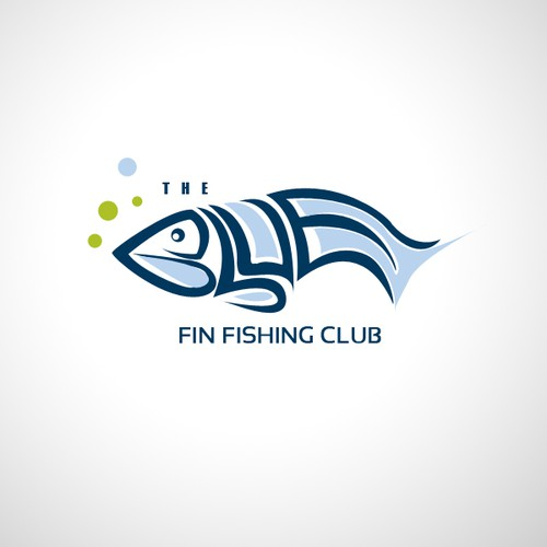 Help The Blue Fin Fishing Club with a new logo