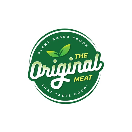 Logo Proposal for Plant Based Foods