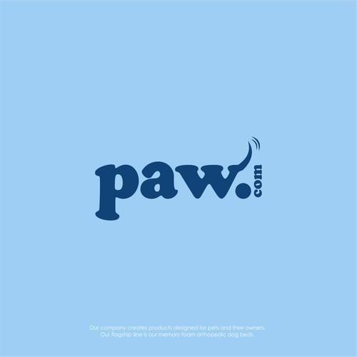 Animal & Pat Logo PAW.cm